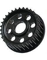 "Vulcan '91-Up Wide Tire XL/Sportster, 1/2"" Offset Front Transmission Pulley"