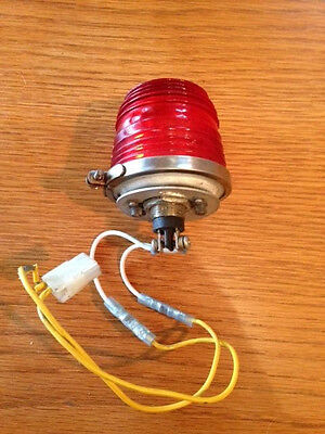 Cessna Red Tail Beacon Assy, 14-volt
