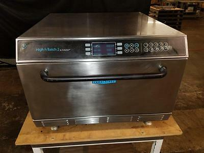 Turbochef Hhb2 High Batch Rapid Cook Oven. Gone Through Works Fast Ship!