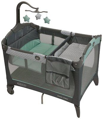 Graco Pack n Play Playard with Change n Carry Portable...