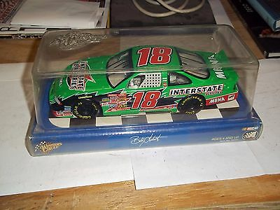 2002 Winners Circle #18 Bobby Labonte Interstate Batteries 1/24 Scale Nib