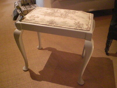 shabby chic, stool