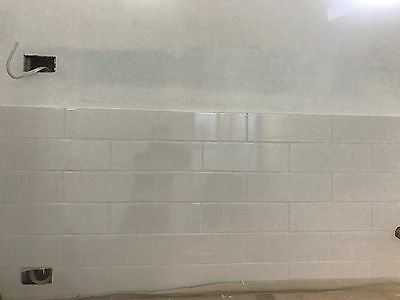 Subway Wall Tiles NEW 7.5 square metres $100.00 the lot