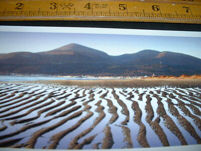 Northern Ireland The Mountains Of Mourne  Long Postcard