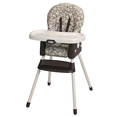 Graco Simpleswitch Portable High Chair and Booster,...