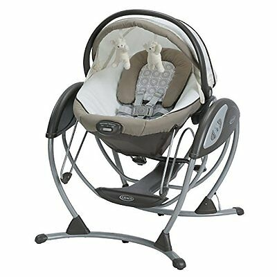 Graco Soothing System Glider, Abbington