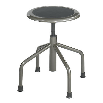 Diesel Low Base Stool without Back - Pewter  1 ea