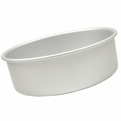 Fat Daddio's Anodized Aluminum Round Cake Pan 16in by 3 Inch