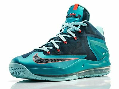 Nike Max Lebron XI 11 Low Basketball Trainers  UK 9.5 EUR 44.5