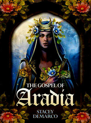 THE GOSPEL OF ARADIA ORACLE CARDS - NEW AND SEALED. Witchcraft Occult Tarot