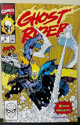 Ghost Rider #9 (January 1990, Marvel)