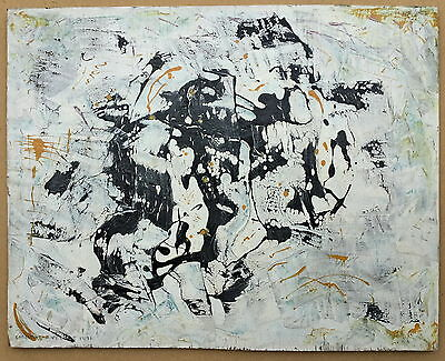 Christine Pecket  1971 Oil painting