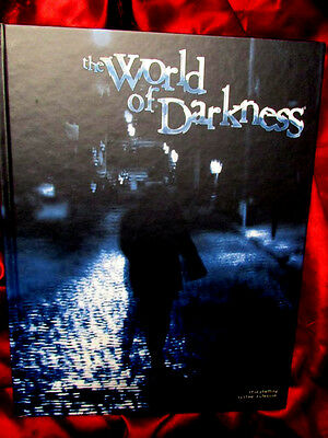 - RARE - THE WORLD OF DARKNESS. CORE RULEBOOK Roleplaying Game RPG White Wolf