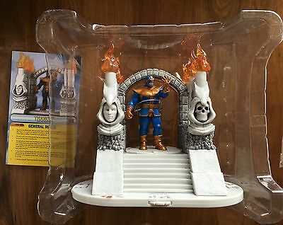 Heroclix Marvel Infinity Gauntlet: Thanos Shrine To Death Colossal LE #008