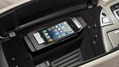 BMW Genuine Apple iPhone 6 Connect Snap-In Adapter Cradle Dock 84212407464