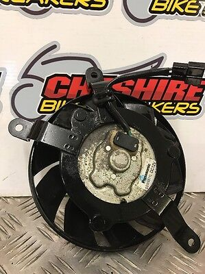 Triumph Tiger Xc 800 800XC XC800 Abs 2014 1370 Miles Engine Cooling Radiator Fan