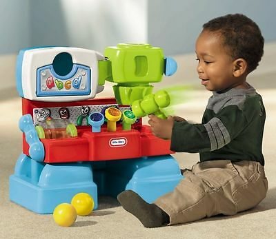 Little Tikes Discover Sounds Workshop with Lights Sounds Music Fun Kids Toy