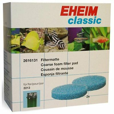 Eheim Classic 2213 Coarse Foam Filter Pads