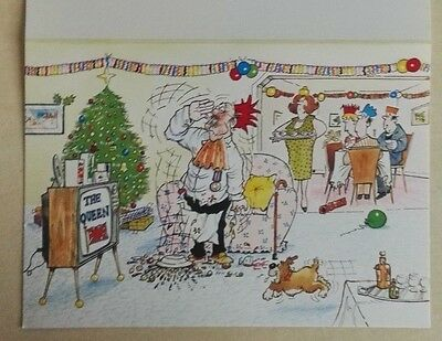 1988  Scarborough -   Rare Vip Christmas Card Issued By The Football Club