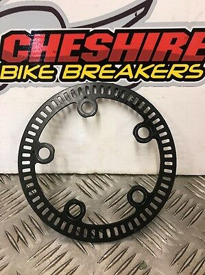 Triumph Tiger Xc 800 800XC XC800 Abs 2014 1370 Miles Front Brake Abs Ring Disk