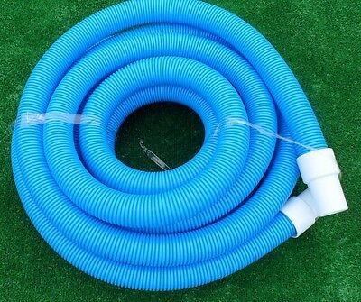 Astral Swimming Pool Blue Floating Vacuum Hose 8 Metres 1.5""