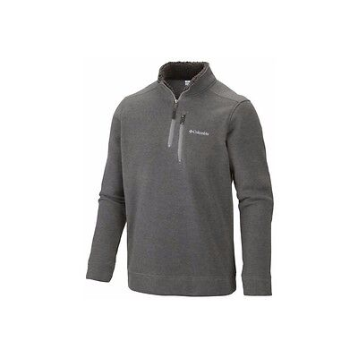 Columbia Terpin Point Ii Half Zip (boulder)