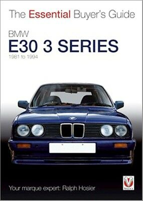 BMW E30 3 Series 1981 to 1994 The Essential Buyers Guide book paper