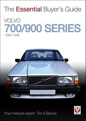 Volvo 700/900 Series The Essential Buyers Guide book paper