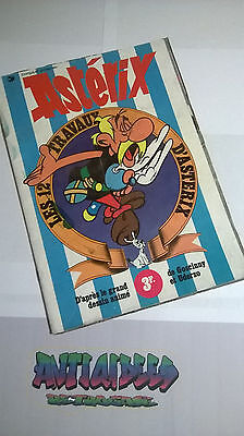 Album Panini Asterix année 76 FREE TIME PUBLICATIONS DARGAUD - 35 -