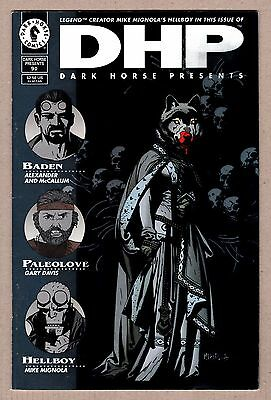 Dark Horse Presents #90 Early Hellboy Mignola