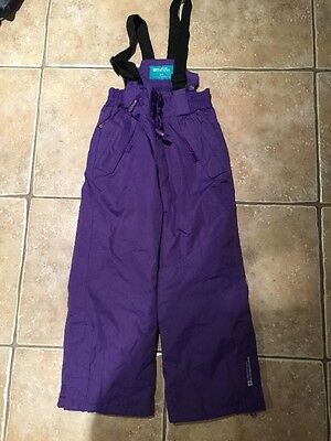 Girls Mountain Warehouse Purple  Saloppettes Age 5-6 Years