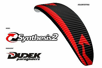 Paraglider Dudek Synthesis 2 / Size 32