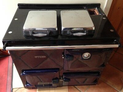 Rayburn GD80 Gas Fired Central Heating Cooker