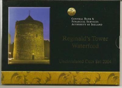 Irlande Coffret Officiel 8 Pieces Serie 2004 !