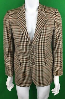 Marks and Spencer Pure New Wool Tweed Blazer Jacket 40
