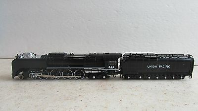 Kato ~ Union Pacific Fef-3 Steam Locomotive #844  ~ Dcc & Sound ~ N Scale