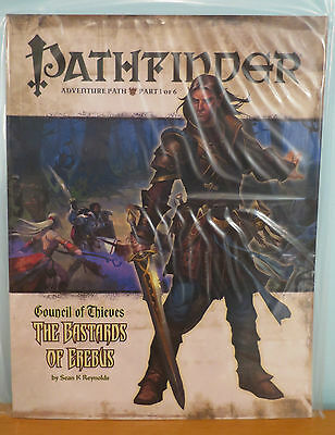 Pathfinder Bastards of Erebus Council of Thieves NEW