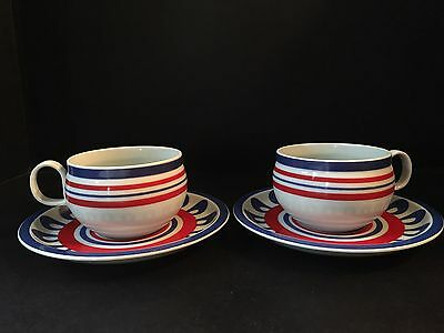 Red White And Blue China Hearthstone China Block Chili 4 Pieces