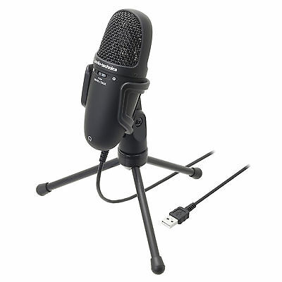 Audio Technica AT9934USB USB Unidirectional Condenser Microphone
