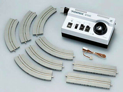 Tomix 90094 Wide Tram Track Set with Power Controller (N scale)