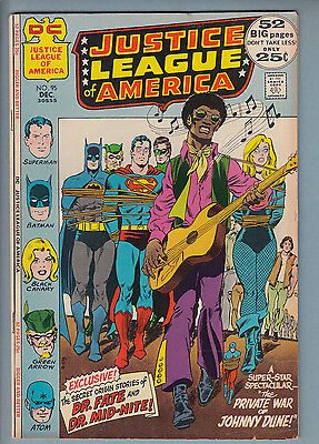 Justice League of America 95 VG/FN (1971) DC Comic
