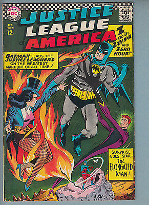Justice League of America 51 FN+ (1967) DC Comic