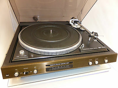 Dual CS 731Q Automatic Direct Drive turntable /Plattenspieler