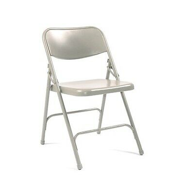 4 x Principal 2700 Classic Steel Folding Chairs