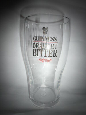 Guinness Classic Tulip Pint Glass New and Unused Rare