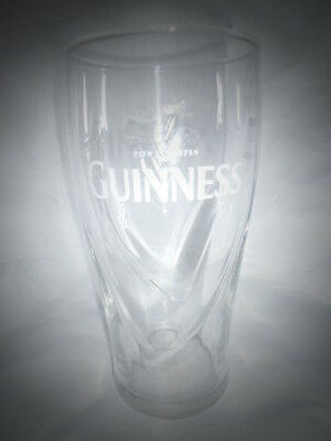Guinness Pint Glass Used Condition