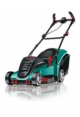Bosch Rotak 40-17 Ergoflex Electric Rotary Lawnmower 1700w, Rear Roller