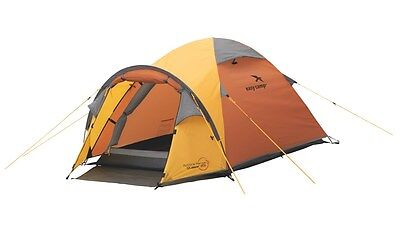 Easy Camp XPlore Quasar 200 2 Man Dome Tent Orange