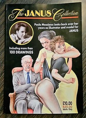 The JANUS Collection: Paula Meadows - 1996 - Collectors Magazine