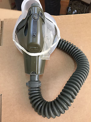 USAF SCOTT MBU-5/P OXYGEN MASK Part Long Narrow